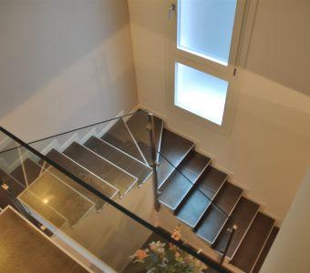 Turra veneto parapetti ringhiere scale e corrimano in - Parapetti in vetro per scale ...